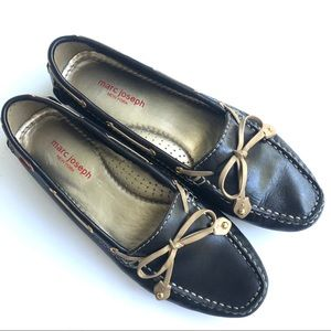 Marc Joseph NY Cypress Hill Leather Loafer Flat